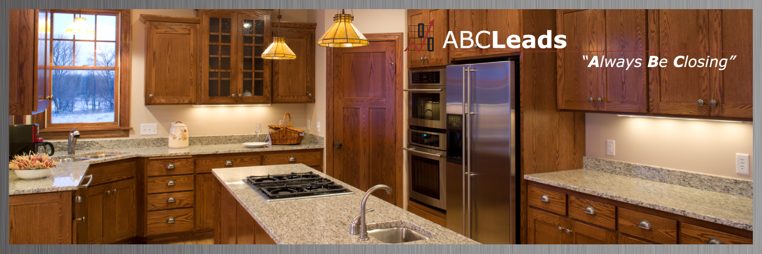 Kitchen Remodeling Leads Kitchen Remodeling Leads  Abcleads  Since 1998