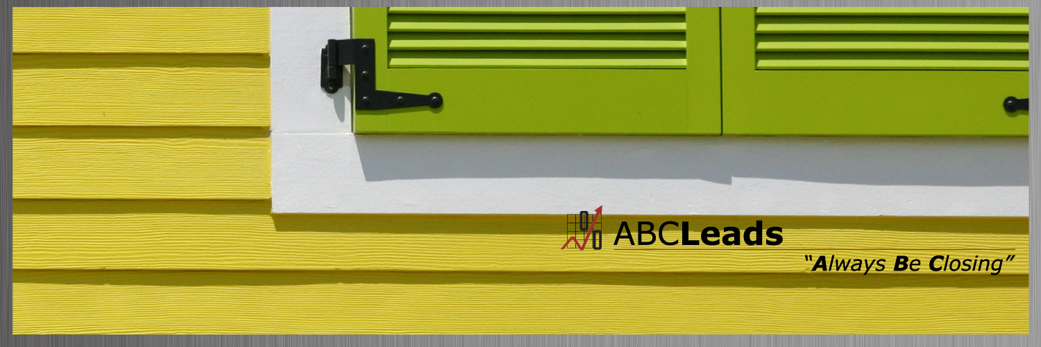ABCLeads Siding Leads