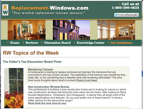 Replacement-windows.com